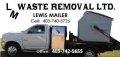 LM Waste Removal Ltd.